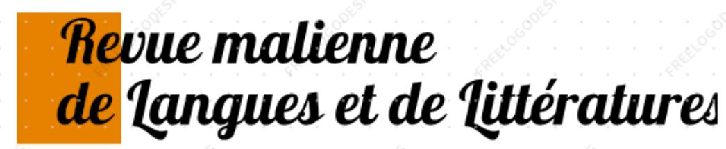 Logo de la revue malienne de langues et de littératures